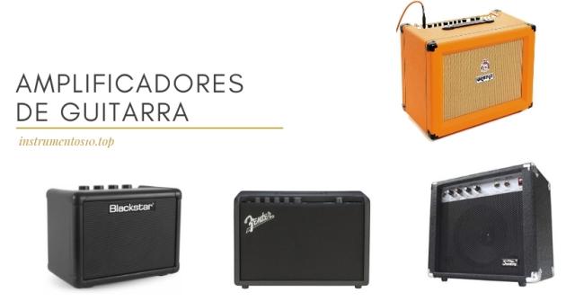 mejores amplificadores de guitarra