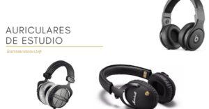 mejores auriculares de estudio