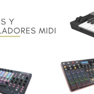 LOS 8 MEJORES CONTROLADORES Y TECLADOS MIDI DE 2020