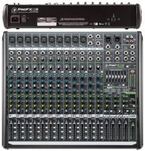 Las mejores Mesas de mezclas MACKIE PRO FX 16 V2