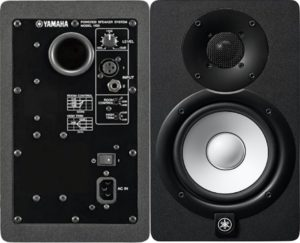 os mejores monitores de estudio Yamaha HS5