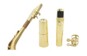 Las mejores boquillas de saxofon ammoon saxofon alto 5C
