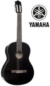 Fotografía Las mejores guitarras clásicas Yamaha C40 BL-II