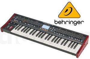 Los mejores sintetizadores Behringer