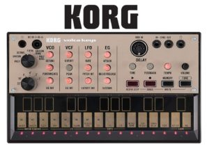 Los mejores sintetizadores KORG Volca keys