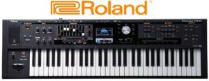 Los mejores sintetizadores ROLAND