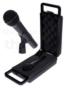 Fotografía Micrófonos cardioides vocal Behringer XM8500