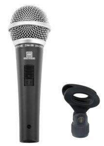 Fotografía Micrófonos cardioides vocal Pronomic DM-58
