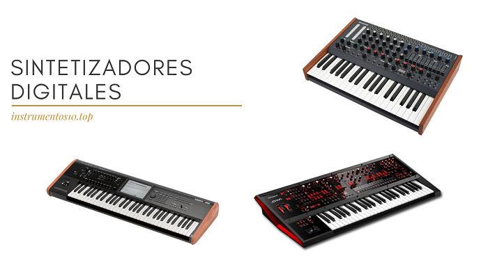 mejores sintetizadores digitales