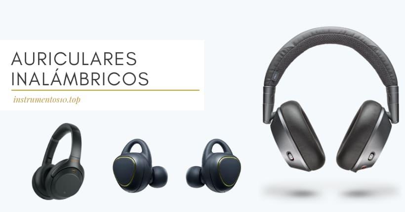 mejores auriculares inalámbricos bluetooth