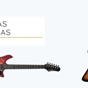 Las Mejores Guitarras Eléctricas de 2020