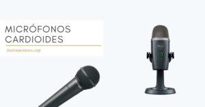 microfonos cardioides