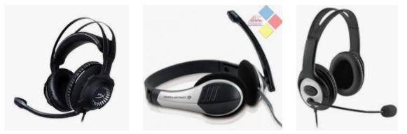 tipos de auriculares con micro